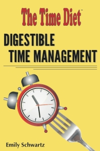 Available on Amazon.com for $12.99. The Time Diet: Digestible Time Management
