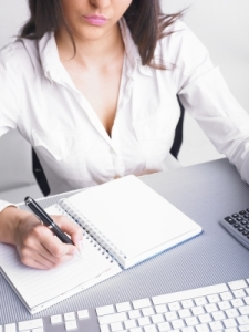 The Time Diet Writing