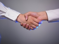 time management handshake