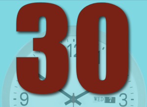 Time Management 30 Minutes