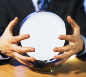 time management crystal ball