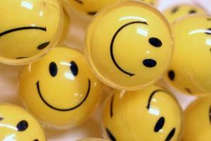 Time management smile