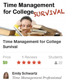 Time Management for College Survival