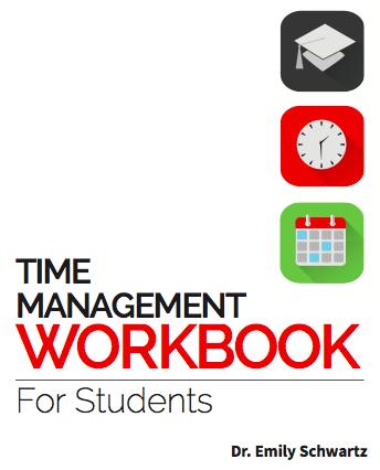 Time Management Student Workbook